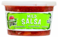 The Farm at The Red Hill Mild Salsa