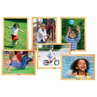 MOJO Education Kids in Motion Puzzle Set  - Set of 6 - 1