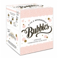 A to Z Wineworks Bubbles Oregon Carbonated Rose Wine