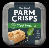 ParmCrisps Basil Pesto Parmesan Crisps