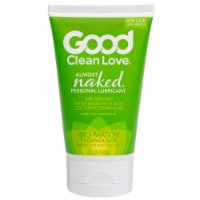 Good Clean Love Almost Naked 95% Organic Personal Lubricant