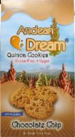 Andean Dream Chocolate Chip Quinoa Cookies