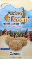 Andean Dream Coconut Quinoa Cookies