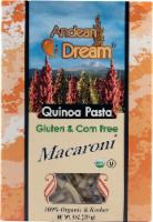 Andean Dream Quinoa Pasta Macaroni