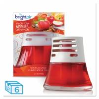 Bright Air Air Freshener,2.5 oz.,Jar,PK6  BRI 900022