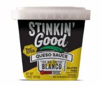 Stinkin' Good Blanco Medium Queso Sauce