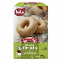 Katz Gltuen-Free Glazed Donuts - 14 oz