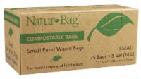 Natur-Bag Small Compostable Waste Bags
