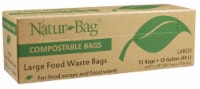 Natur-Bag Large Compostable Waste Bags