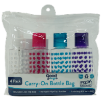 Good To Go Airplane Bottle Kit