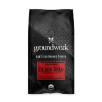 Groundwork Black Gold Whole Bean Coffee