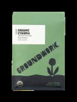 Groundwork Organic Ethiopia Light Roast Whole Bean Coffee