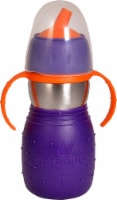 New Wave Enviro Safe Sippy2™ Sippy Cup - Purple