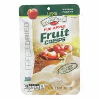Brothers All Natural - Fruit Crisps - Fuji Apple - Case of 24 - .35 oz