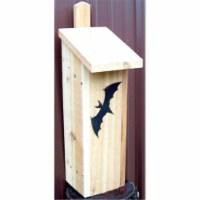 Stovall Wood Bachelor Dwelling Bat House