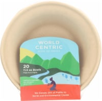 World Centric Compostable Bowls