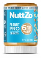 Nuttzo Peanut Pro Smooth Nut & Seed Butter
