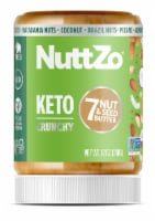 Nuttzo Keto Nut & Seed Butter