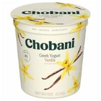 Chobani® Vanilla Blended Non-Fat Greek Yogurt - 32 oz