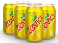 Zevia Diet Lemon Lime Twist Natural Soda