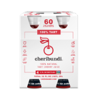 Cheribundi Natural Tart Cherry Juice