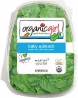 organicgirl Baby Spinach - 5 oz