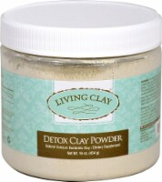 Living Clay  Detox Clay Powder