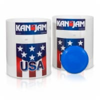 Kan Jam Portable Multiplayer Disc Slam Outdoor Game with 2 Targets and 1 Disc - 1 Unit