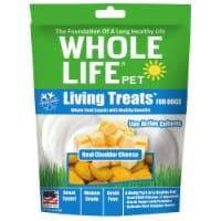Whole Life Pet  Living Treats™ for Dogs   Real Cheddar Cheese