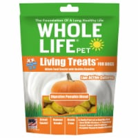 Whole Life Pet  Living Treats™ for Dogs   Digestive Pumpkin Blend