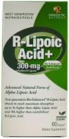 Genceutic Naturals  R-Lipoic Acid Plus