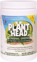 Genceutic Naturals Plant Head Original Greens Superfood Blend Powder