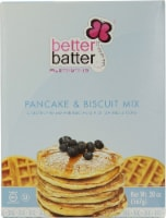 Better Batter  Pancake and Biscuit Mix Gluten Free