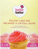 Better Batter  Cake Mix Gluten Free   Yellow