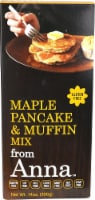 Breads From Anna Gluten Free Maple Pancakes & Muffin Mix