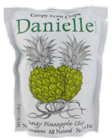 Danielle Tangy Pineapple Chips