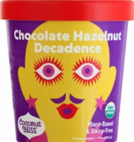 Luna & Larry's Coconut Bliss Chocolate Hazelnut Decadence Frozen Dessert