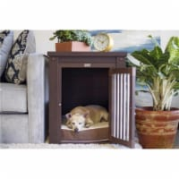 New Age Pet  Innplace Dog Crate - Russet Small