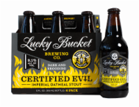 Lucky Bucket Certified Evil Dark & Brooding Imperial Oatmeal Stout
