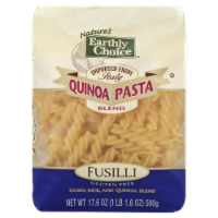Nature's Earthly Choice Quinoa Pasta Blend Fusilli