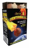 Light N Go Wood Fiber Fire Starter 0.75 lb. - Case Of: 36; - Case of: 36