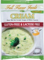 Full Flavor Foods  Mix for Sauces and Soup   Cream