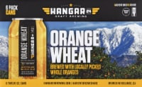 Hangar 24 Craft Brewery Orange Wheat American Ale
