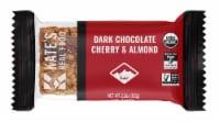 Kate's Real Food Dark Chocolate Cherry & Almond Handle Bar - 2.2 oz