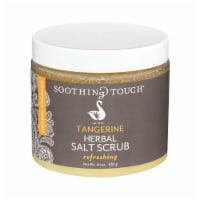 Soothing Touch  Tangerine Herbal Salt Scrub