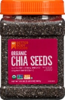 Better Body Foods  Organic Chia Seeds