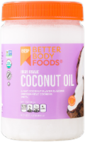 BetterBody Foods Organic Extra Virgin Coconut Oil
