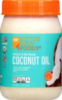 Better Body Foods Organic Coconut Oil