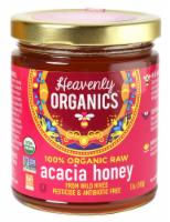 Heavenly Organics Raw Acacia Honey - 12 oz