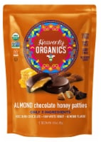 Heavenly Organics Gluten Free Chocolate Almond Honey Patties